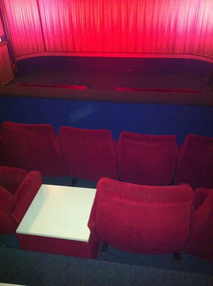 Regent Cinema in Lyme Regis, Dorset