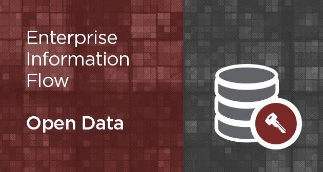 Enterprise Information Flow - Open Data