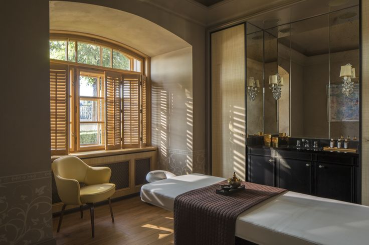 AVA Spa by Four Seasons - Treatment Room