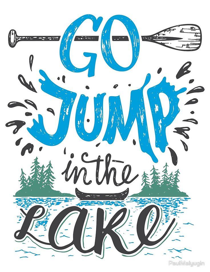 Go jump in the lake by PaulMalyugin                                                                                                                                                                                 More