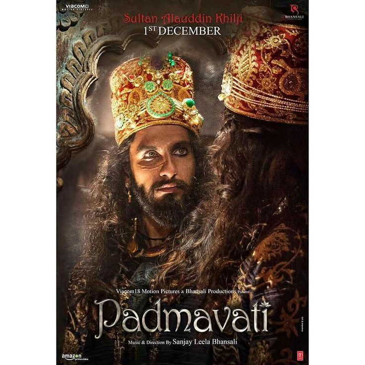 "Presenting the kickass look of Ranveer Sing as Sultan Alauddin Khilji in Sanjay Leela Bhansali's ""Padmavati"". Releasing on 1st Dec 2017. .  Follow  @filmywave  . #RanveerSingh #SultanAlauddinKhilji #Khilji #DeepikaPadukone #ShahidKapoor #SanjayLeelaBhansali #poster #movieposter #firstlook #movie #film #celebrity #bollywood #bollywoodmovie #actor #actress #star #glamour #glamorous #hot #sexy #love #beauty #instalike #instacomment #instafollow #filmywave"