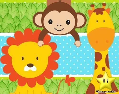 Animalitos bebés en caricatura png - Imagui