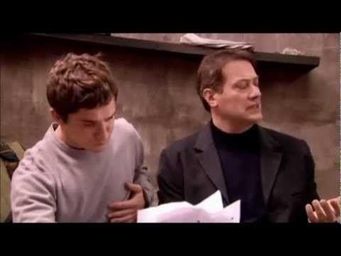 BORIS 2 - Corrado Guzzanti è Mariano Giusti (parte 2)