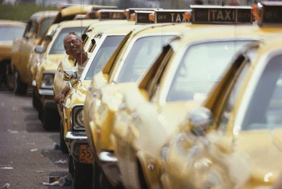 A Historical Argument Against Uber: Taxi Regulations Are There for a Reason