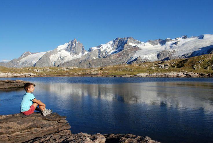 Rando Ecrins - Le Parc national