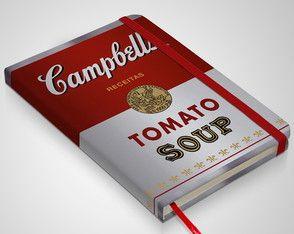 Caderno de Receitas Campbell's
