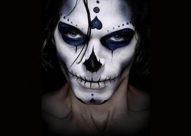 dimitri-daniloff-photography: Halloween Idea, Faces Paintings, Candy Skulls, Halloween Makeup, Sugar Skulls Makeup, Of The, Costume Makeup, Dead, Day