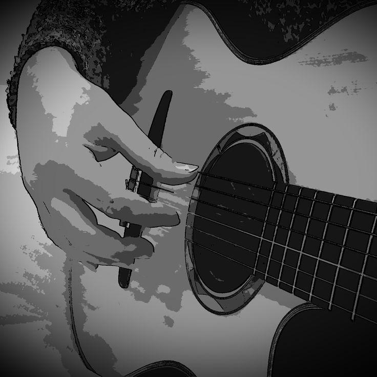 Mr Sandman, fingerstyle guitar version::