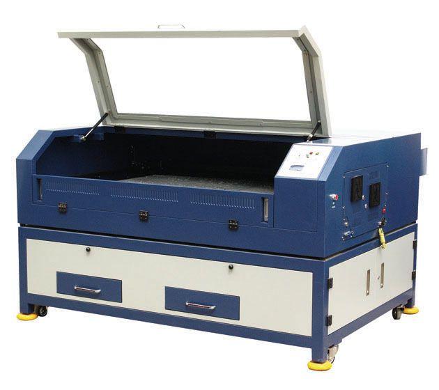 Laser 80W 100W 120W 150W <font><b>Acrylic</b></font> Plastic Wood PVC board co2 laser cutting machine for sale