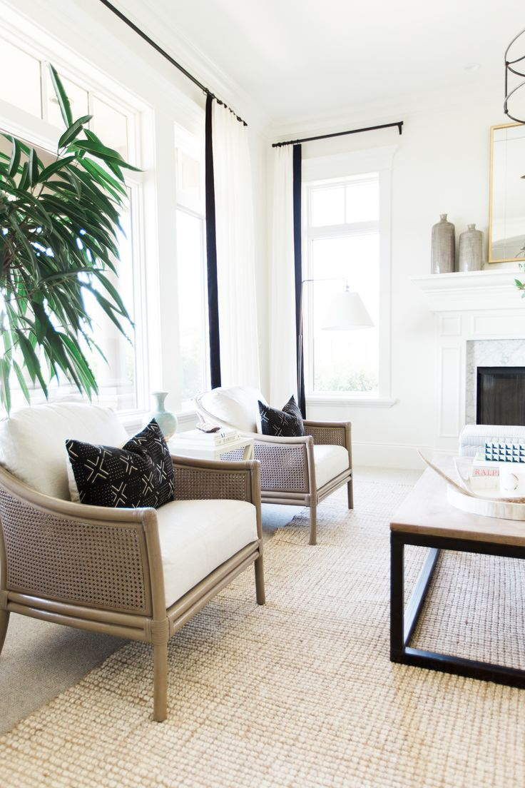 18 best White Walls images on Pinterest | Living room, Homes and ...