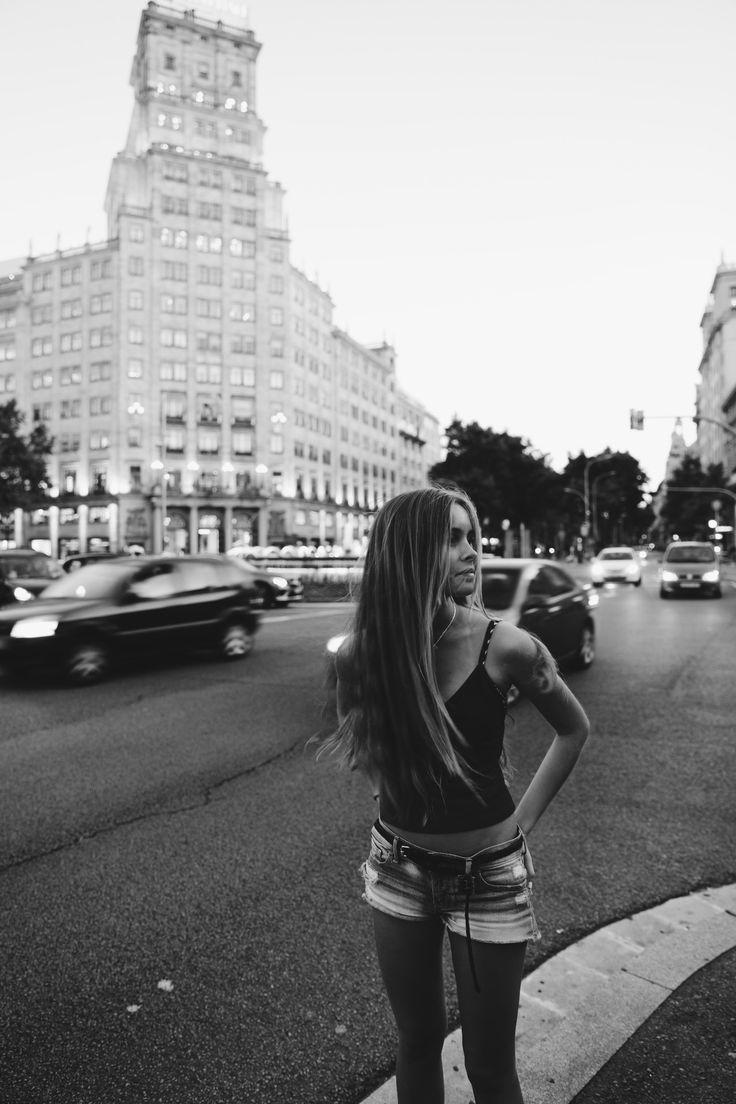 Barcelona street @paulamekis