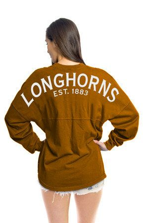 Texas Longhorns Spirit Shirt
