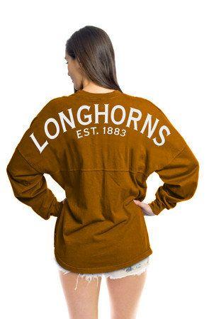 Texas Longhorns Spirit Shirt