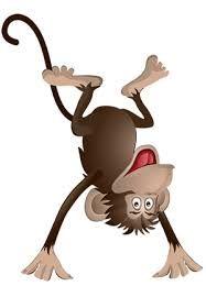 Картинки по запросу рисунок обезьяны детский