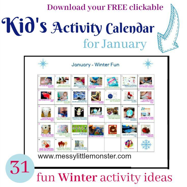 The 25+ best Toddler calendar ideas on Pinterest Kids calendar - activity calendar