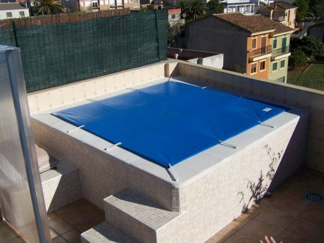 M s de 25 ideas incre bles sobre mini piscina en pinterest - Construccion de piscinas pequenas ...