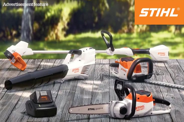 Enter this competition on gardenersworld.com for your chance to win £398-worth of STIHL cordless garden tools, including grass trimmer and hedge trimmer.