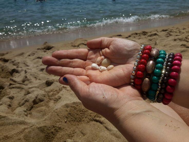 Barcelona plajı