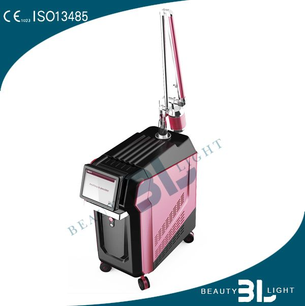 Newest 2017 hot beauty equipment nd yag laser tattoo removal machines