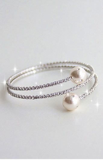17 ideas about pearl jewelry on pinterest pearls fashion - Bracelet Design Ideas
