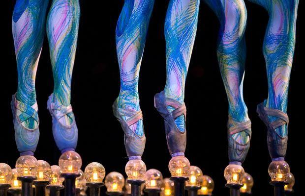 A inteligência competitiva e o nascimento do Cirque du Soleil