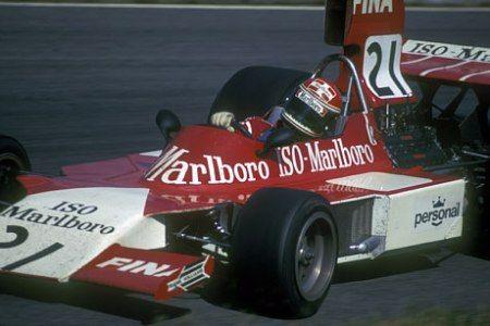 Tom Belsø - 1974 - Frank Williams Racing - Iso Marlborough
