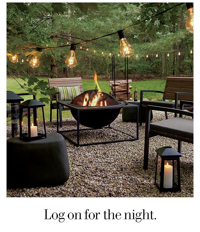 The 25 best fire pit area ideas on pinterest fire pit for Gravel fire pit area