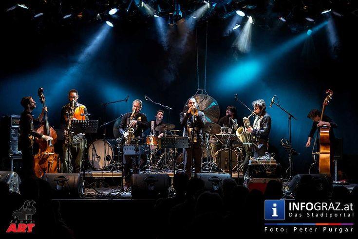 Kulturverein 'gamsbART' – Lukas Kranzelbinders Shake Stew feat. King Shabaka – Generalmusikdirektion Graz - 021