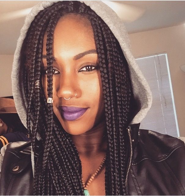 Best 25 box braids beads ideas on pinterest braids with beads 2 ways to embellish your box braids and twists ccuart Gallery