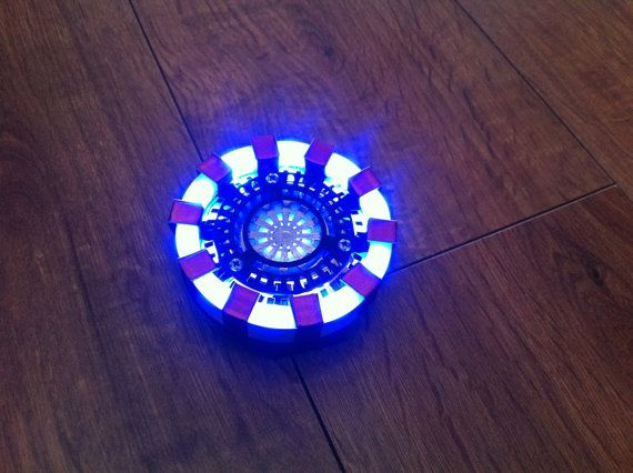 ARC REACTOR MK1 Professional Wearable Replica by Voltage2014
