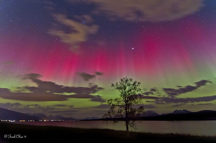 The best Aurora photo - ever  http://fineartamerica.com/profiles/frank-olsen.html