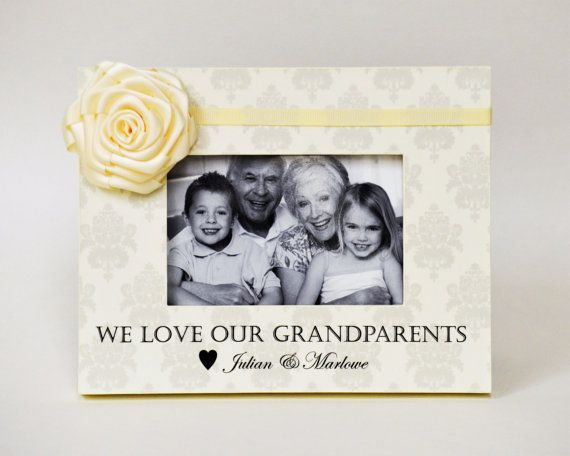 Best 11 Gifts for Grandparents <3 images on Pinterest | Grandparents ...