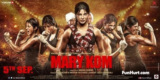 Mary Kom movie