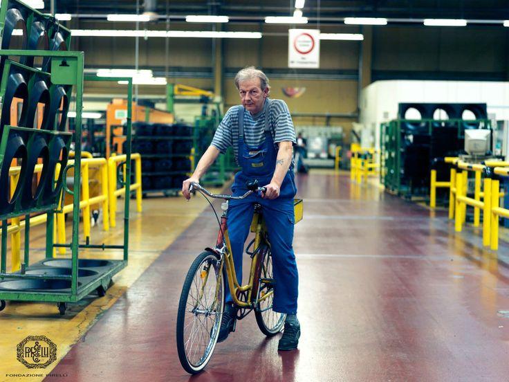 Carlo Furgeri Gilbert, Pirelli worker, Höchst-Breuberg factory, 2008 http://www.fondazionepirelli.org