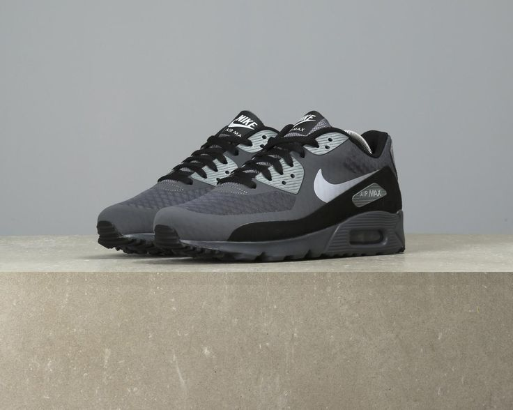 Nike Air Max 90 Ultra Essential - Dark Grey / Wolf Grey - £84.00 If