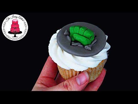 25 Ways to Make a Great Incredible Hulk Birthday Cake!