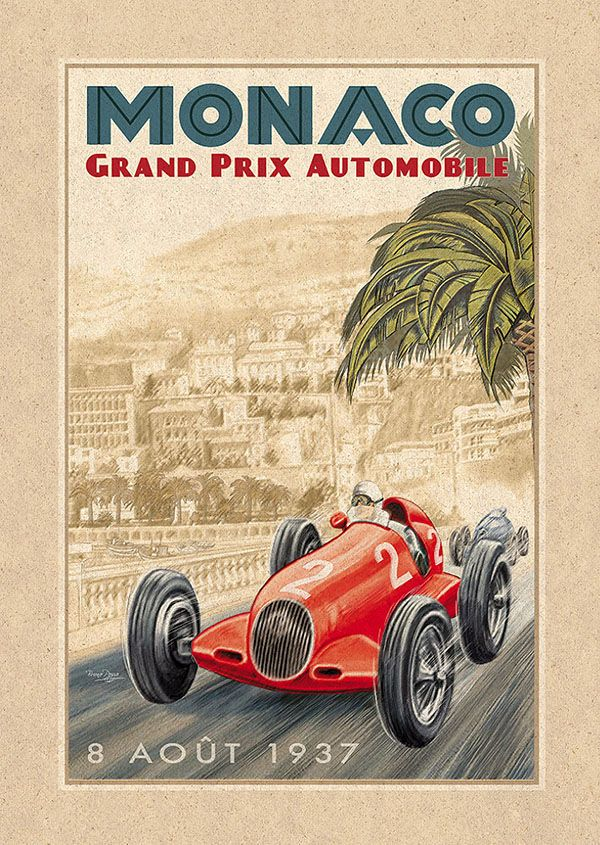 42 best auto images on Pinterest | Vintage posters, Car posters ...
