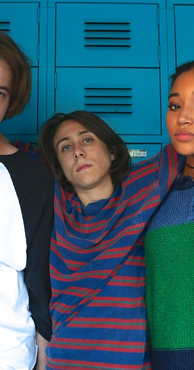 """Directed by Miles Joris-Peyrafitte. With Owen Campbell, Charlie Heaton, Amandla Stenberg, John Scurti. Set in the early 1990's, """"As You Are"""" is the telling and retelling of a relationship between three teenagers as it traces the course of their friendship through a construction of disparate memories prompted by a police investigation."""