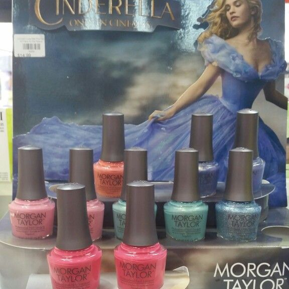 Morgan Taylor finally in New Zealand stores! Found at my local Unichem chemist.