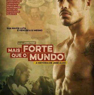 Mais Forte que o Mundo – A História de José Aldo (2016) Torrent – WEB-Rip 720p…
