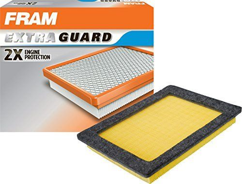 FRAM CA9687 Extra Guard Panel Air Filter. For product info go to:  https://www.caraccessoriesonlinemarket.com/fram-ca9687-extra-guard-panel-air-filter/