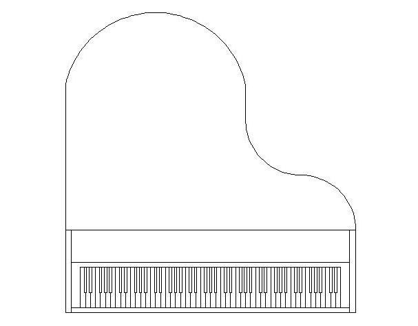 17 best images about piano on pinterest a drawing shape for Baby grand piano size dimensions