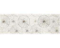 Nirrad Bianco inserto dekoracja ścienna 20x60 cm