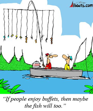 1754 best images about fishing cartoons on pinterest for Is too much fish bad for you
