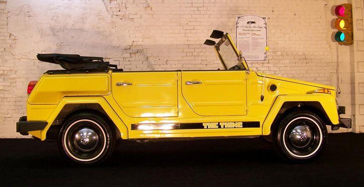VW Thing | Volkswagen 181 Thing 1500