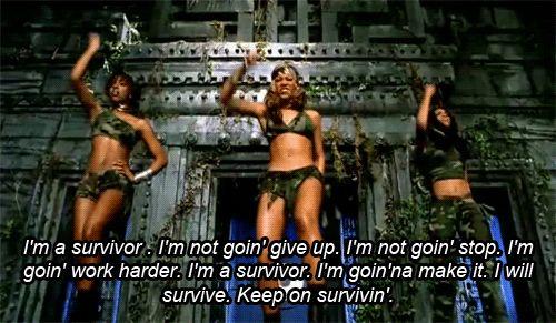 (via Destiny's Child-Survivor | LYRICS | Pinterest ...