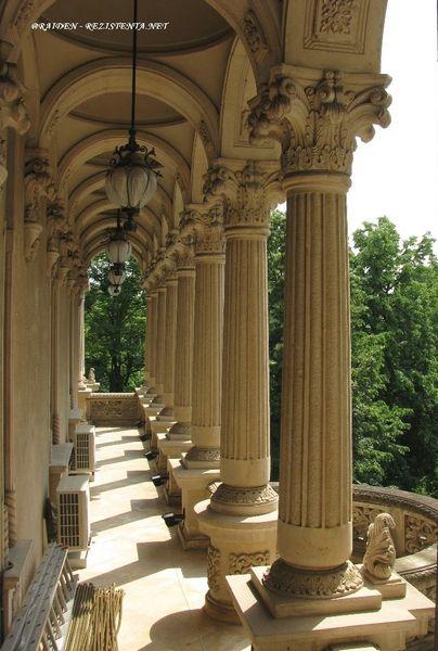 Cotroceni palace Bucharest (Palatul Muzeu Cotroceni)