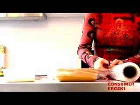 Cómo congelar y descongelar alimentos