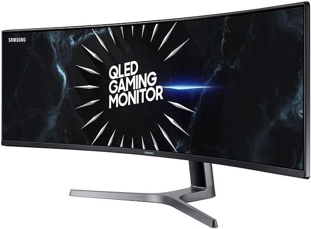 Samsung Odyssey G9 In 2020 Monitor Samsung Computer Monitor