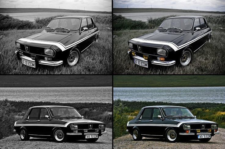 Dacia 1300 Black Beauty - Tuning cu aroma retro-Dacia 1300 Black Beauty - Tuning cu aroma retro